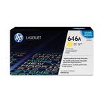 Hp - Toner - 646A - Giallo - CF032A - 12.500 pag