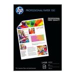 Risma carta professionale per stampanti - laser lucida - A4 - 150fg - 150g/m2 - HP