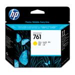 HP - testina - CH645A - n. 761, Designjet, giallo