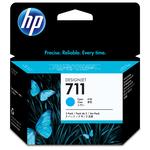 Hp - Confezione 3 cartucce ink - Ciano - CZ134A - 29ml cad