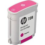 Hp - Cartuccia ink - 728 - Magenta - F9J62A - 40ml