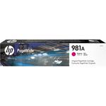Hp - Cartuccia ink - 981A - Magenta - J3M69A - 6.000 pag