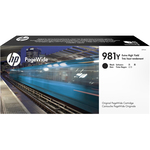 Hp - Cartuccia ink - 981Y - Nero - L0R16A - 20.000 pag