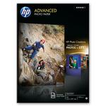 Risma carta fotografica - lucida - 50fg - 250 G/M² - A4 - 297x420mm - HP