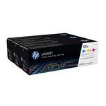 Hp - Confezione 3 Toner - 131A - C/M/Y - U0SL1AM - 1.800 pag cad
