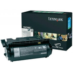 Lexmark/Ibm - Toner - Nero - 12A7465 - return program - 32.000 pag