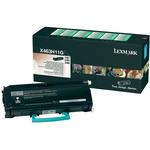 Lexmark/Ibm - Toner - Nero - X463H11G - return program - 9.000 pag