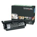 Lexmark/Ibm - Toner - Nero - X651A11E - return program - 32.000 pag