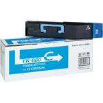 Kyocera/Mita - Toner - Ciano - TK-880C - 1T02KACNL0 - 18.000 pag
