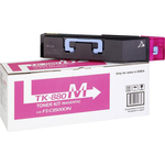 Kyocera/Mita - Toner - Magenta - TK-880M - 1T02KABNL0 - 18.000 pag