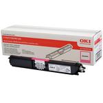 Oki - toner - 44250722 - magenta per c110/c130n alta capacita\