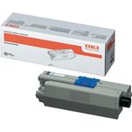 Oki - toner - 44469803 - nero per c300/c500 capacita\ standard