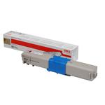 Oki - toner - 44973534 - magenta per c301/c321 1500pag