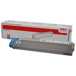 Oki - toner - 44036023 - ciano per c910series