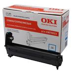 Oki - drum - 43870023 - ciano per c5850/5950