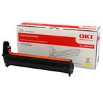 Oki - drum - 44064009 - giallo per c810/c830, mc861/mc851