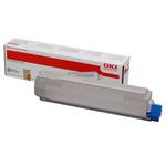 Oki - toner - 44059165 - giallo mc861/mc851 capacita\ standard