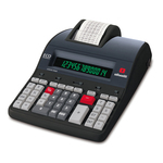 Olivetti - calcolatrice - termica logos 914t