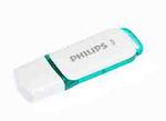 Philips - USB 2.0 - Snow edition - 8 GB - verde