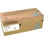 Ricoh - toner - 407637 - ciano spc 231n, 232dn lunga durata