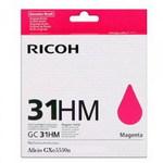 Toner magenta gx e-5550n type gc31mh 405703