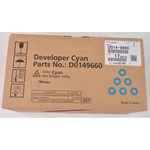Ricoh - developer - D0149660 - ciano aficio mp c6000sp c7500sp type c7500