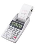 Calcolatrice scrivente mini EL1611V -  191x99x42 mm - 12 cifre - Bianco - Sharp - SH-EL1611V