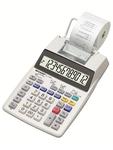 Calcolatrice da tavolo scrivente EL1750V - 150x230x51,5 mm - 12 cifre - Bianco - Sharp - EL1750V