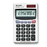 Sharp - Calcolatrice - tascabile - EL379SB