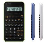 Sharp - Calcolatrice - scientifica - El501XB-WH - Verde