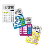 Sharp - Calcolatrice - da tavolo - Giallo - EL M332B - 10 cifre