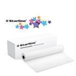 Carta plotter - stampa inkjet - 610 mm x 50 mt - 80 gr - opaca - bianco - Starline