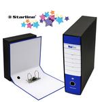 Registratore Starbox - dorso 8 cm - commerciale 23x30 cm - blu - Starline