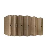 Scatola progetto - dorso15cm - 25x35 cm - cartone riciclato FSC - avana - Starline