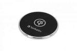 Verbatim - CaricaBatteria wireless a base - metallo - 49551 - 10W