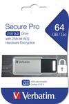 Verbatim - Usb 3.0 drive - 98666 - 64GB