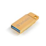 Verbatim - Usb 3.0 Metal Executive Drive - Oro - 99105 - 32GB