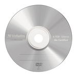 Verbatim - Scatola 5 DVD-R - Jewel case - serigrafato - 43519 - 4,7GB
