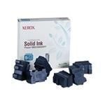 Xerox - Conf. 6 stick genuine Solid ink - Ciano - 108R00746 - 14.000 pag