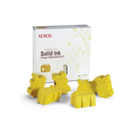 Xerox - Conf. 6 stick genuine Solid ink - Giallo - 108R00748 - 14.000 pag
