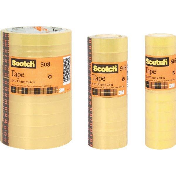 Nastro adesivo trasparente Scotch  508