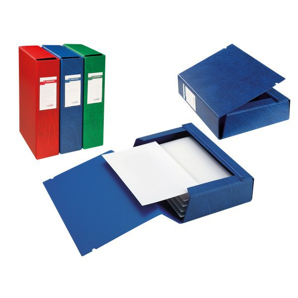 Cartelle portaprogetti Archivio 3L