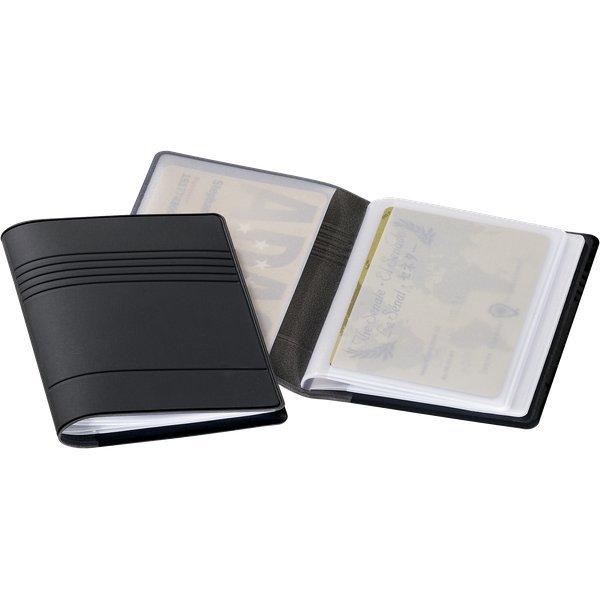 Porta carte di credito durable antracite 2394 58 - Portadocumenti per ufficio ...