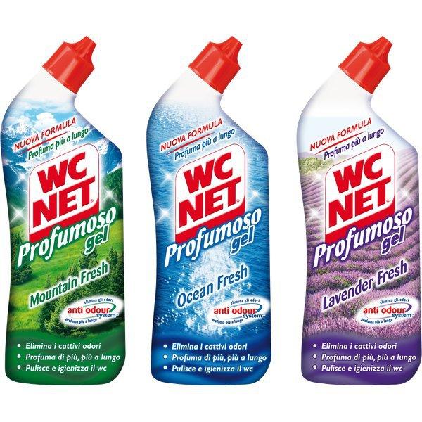 Wc net gel antiodore 800 ml m77864 for Wc net fosse biologiche prezzo