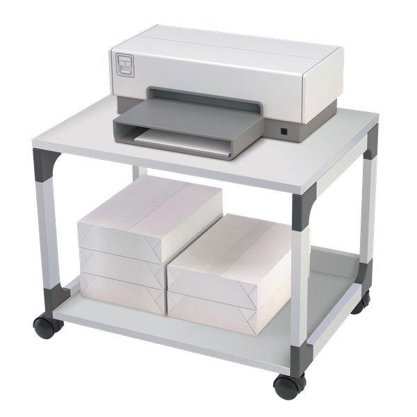 Carrello portastampante Durable - grigio - 60x43,2x47,7 cm ...