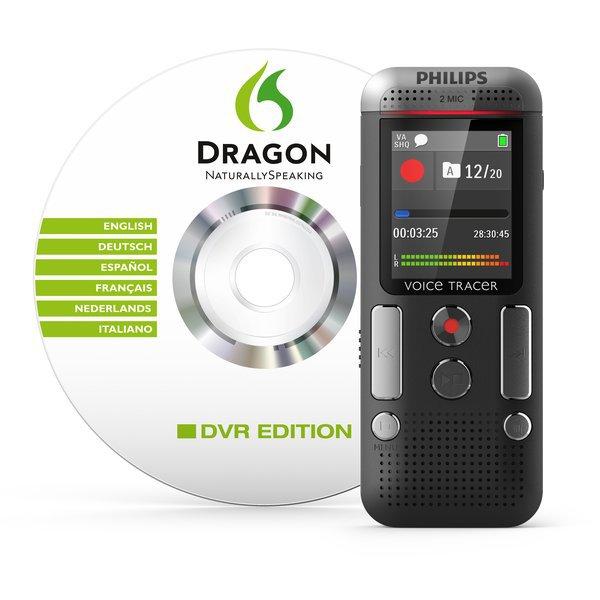 Registratore vocali digitali DVT2510/DVT2710