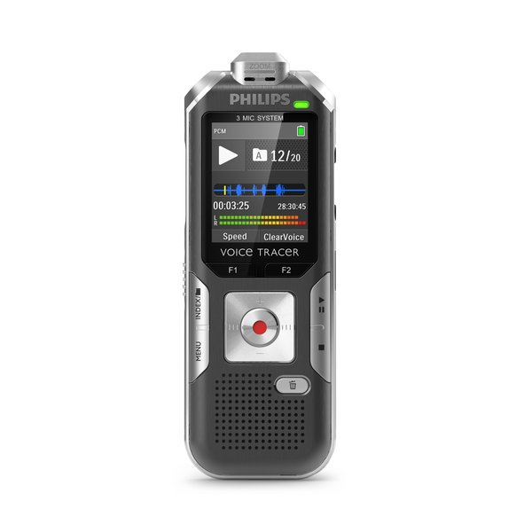 Registratori vocali digitali DVT6010/DVT8010
