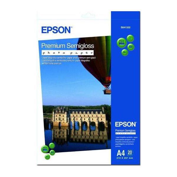 carta speciali epson premium semilucida 251 g a4