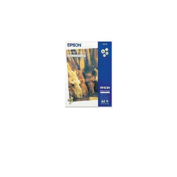 carta speciali epson carta speciale opaca 167 g a4