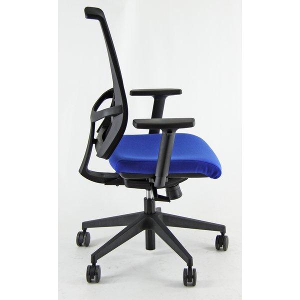 Sedia semidirezionali ergonomiche modello GALATEA